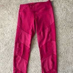 90 Degrees Pink Leggings